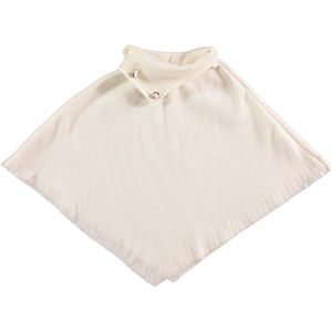 Civil Girls Girls Age 6-9 Girl Child Cloak Civil Ecru