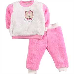 Civil Baby Team Fuchsia Baby Girl 3-9 Months (1)