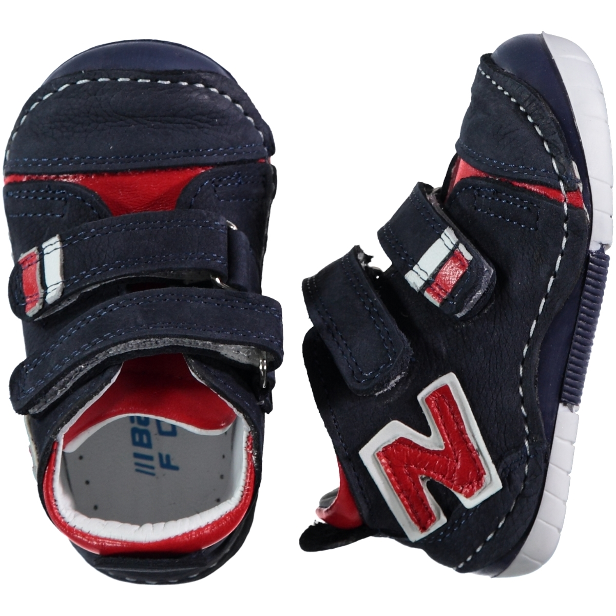 Baby Force Baby Boy First Step Ayakkabi19-22 Navy Blue