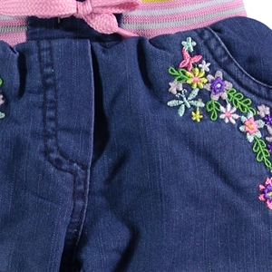 Civil Girls Girl Pants Blue 2-5 Years (3)