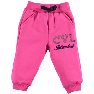 Cvl Patiksiz Single Child Baby Girl 6-18 Months Fuchsia