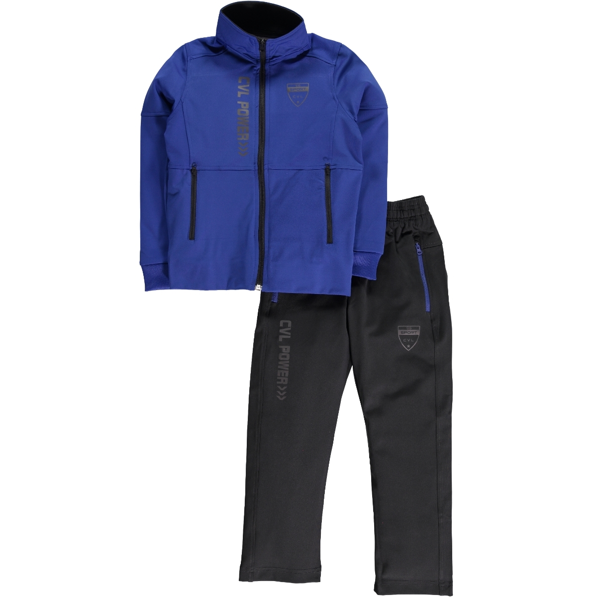 Civil Sport Saks Blue Sweat Suit Boy Age 10-13
