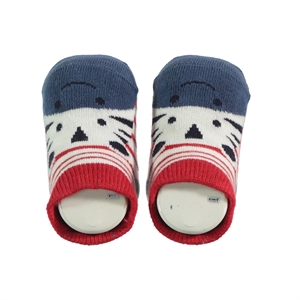 Step Baby Boy Ankle Socks-Blue 0-6 Months