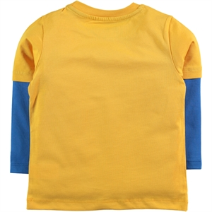 Cvl 2-5 Years Boy Sweatshirt Mustard (3)