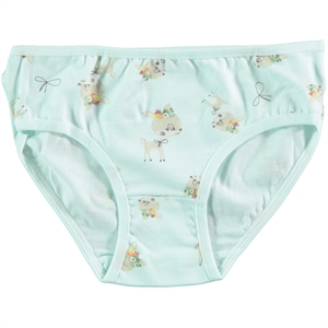 Donella Mint Green Panties Girl Child Ages 2-10