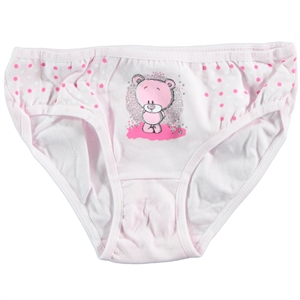 Donella Pink Panties Girl Child The Ages Of 2-8 (1)