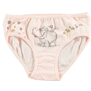 Donella Powder Pink Panties Girl Child Age 2-10