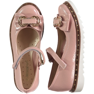 Missiva Girls Ballet Flats Powder Pink Number 31-36