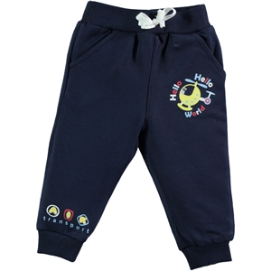 Kujju 6-18 Months Baby Boy Navy Blue Single Child Patiksiz