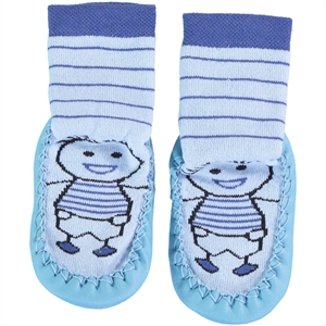 Civil Baby Boy Socks Blue Socks Sandals Sandals 20-24 Number