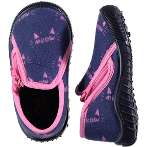 Civil 23-29 Number Panduf Girl Child Navy Blue (1)