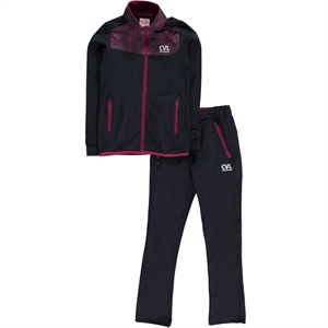 Civil Girls Age 6-9 Boy Girl Sweat Suit Smoked (1)
