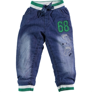 Civil Boys Yesil 2-5 Years Boy Pants