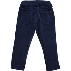 Civil Boys Navy Blue Boy Pants Age 6-9 (2)