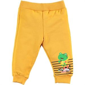 Civil Baby Mustard Patiksiz Single Child Baby Boy 6-18 Months