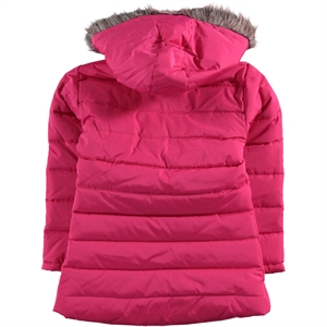 Civil Girls Fuchsia Girls Coat Age 2-5 (3)