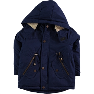 Civil Boys Mont 2-5 Years Navy Blue Boy