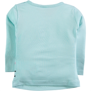 Civil Baby 6-18 Months Baby Girl Mint Green Sweatshirt (2)