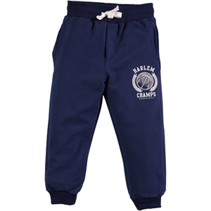 Cvl 2-5 Years Boy Tracksuit Bottom Navy Blue