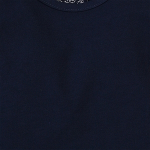 Cvl Kids Age 6-9 Girl Sweatshirt Navy Blue (2)