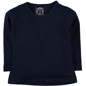 Cvl Kids Age 6-9 Girl Sweatshirt Navy Blue (1)