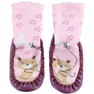 Civil Baby Girl Socks Pink Sandals 20-24 Number