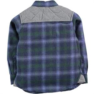Civil Boys Age 6-9 Boy Blue Shirt (2)