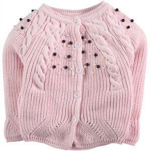 Civil Girls 2-5 Years Pink Cardigan Girl