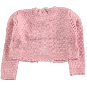 Civil Girls 2-5 Years Girls Pink Bolero (2)