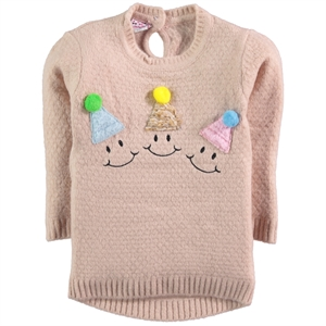 Civil Girls The Powder Pink Sweater Girl Age 2-5