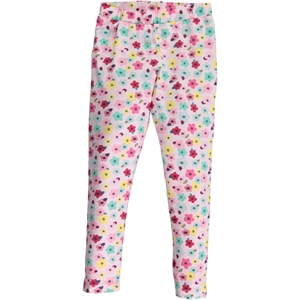 Cvl Chirping Baby Girl Tights Age 6-9 Pink