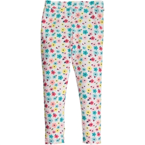 Cvl Baby Girl Tights Age 6-9 Chirping Ecru
