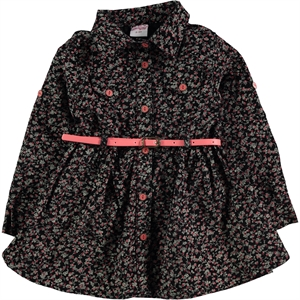 Civil Girls Black Girl Dress 2-5 Years