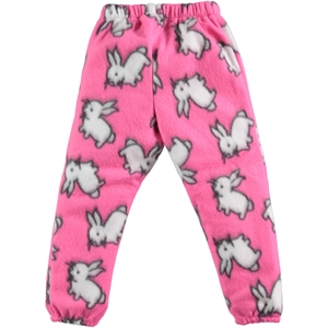 Civil Girls 2-5 Age Girl Sweatpants Fuchsia
