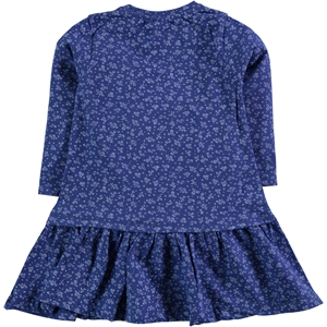 Civil Girls Girl Dress Navy Blue Age 2-5 (3)