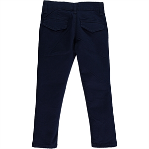Civil Boys 2-5 Years Navy Blue Boy Pants (3)