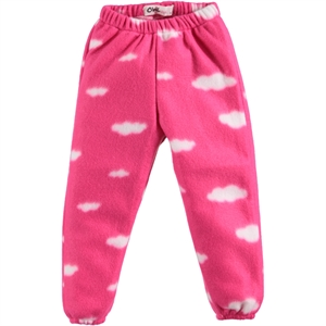 Civil Girls Age 6-9 Girl Sweatpants Fuchsia