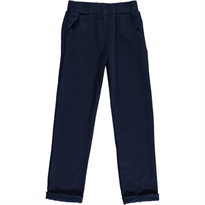 Cvl Navy Blue Sweatpants Girl Age 10-13