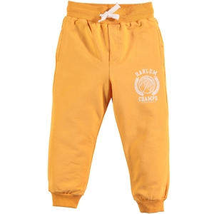 Cvl Mustard Tracksuit Bottom Boy Age 2-5