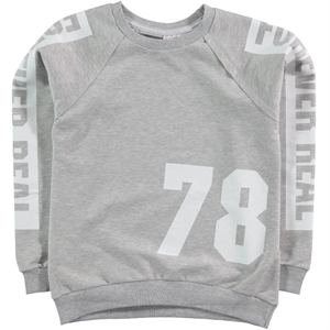 Civil Girls Sweatshirt Gray Kids Girl Age 10-13