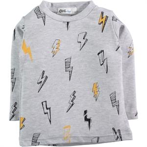 Civil Boys 2-5 Years Boy Sweatshirt Mustard