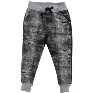 Cvl Boy Sweatpants Black 2-5 Years