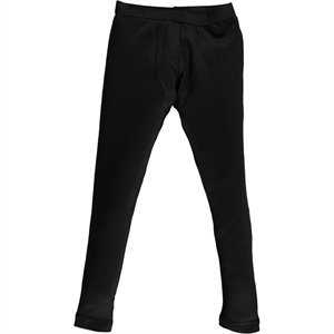 Civil Boys Boy Ages 3-7 Black Thermal Tights