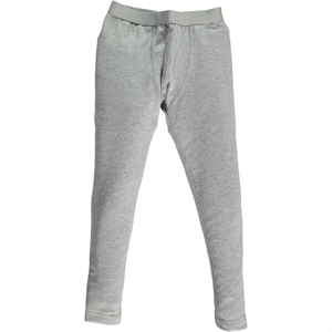 Civil Boys Thermal Tights Gray Boy Ages 3-7