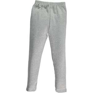 Civil Girls The Girl Child 9-13 Years Of Thermal Tights Gray