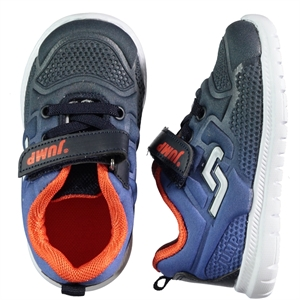Jump 21-25 Number Of Children's Sports Shoes Saks Blue (1)