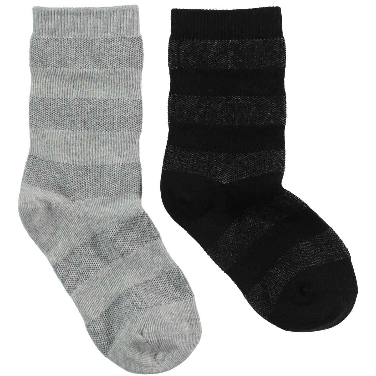 Step Boy 2-gang Socket Grey Socks 5-11 Age