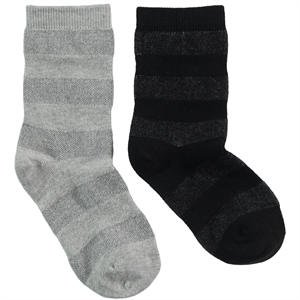 Step Boy 2-gang Socket Grey Socks 5-11 Age (1)