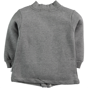 Miss Tuffy Age 1-4 Girl Cardigan Gray (3)