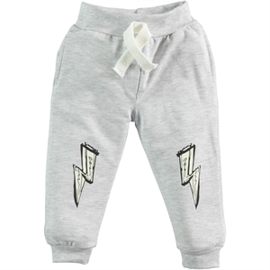Civil Boys Gray Sweatpants Boy 2-5 Years